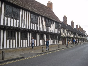 Stratford sur Avon datant